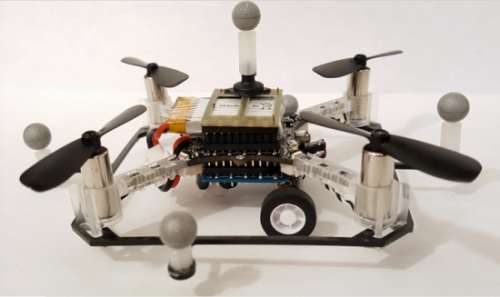 Drones that drive
