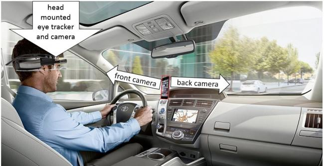 Predicting a Driver's State-of-Mind Photo